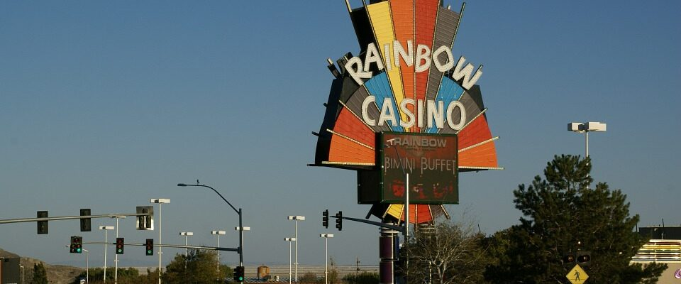 Casino skilt